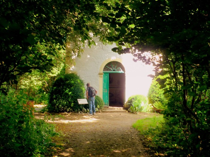 Chapel in the woods of the Ecomusée d'Alsace © French Moments