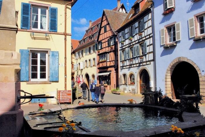 Grand-Rue, Eguisheim © French Moments
