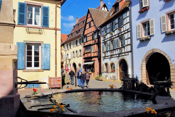 Grand-Rue, Eguisheim © French Moments