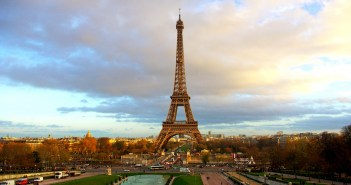 Fun facts about the Eiffel Tower