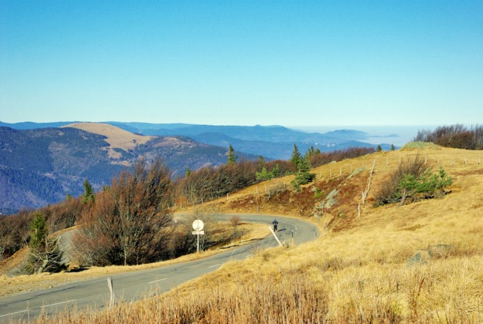 The Route des Crêtes of the Vosges © French Moments