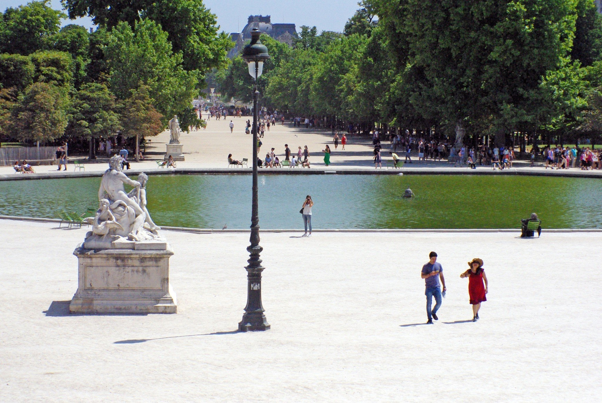 Jardin des Tuileries, Paris - French Moments