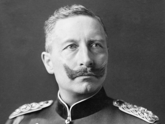 Kaiser Wilhelm II of Germany in 1902 02