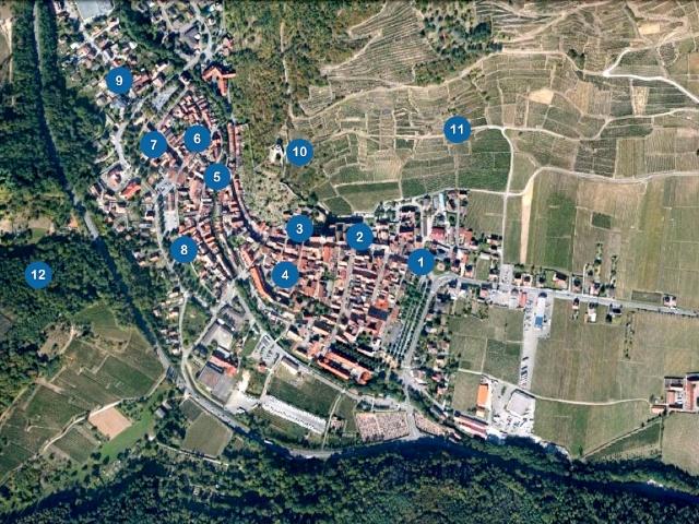 Kaysersberg Map for website