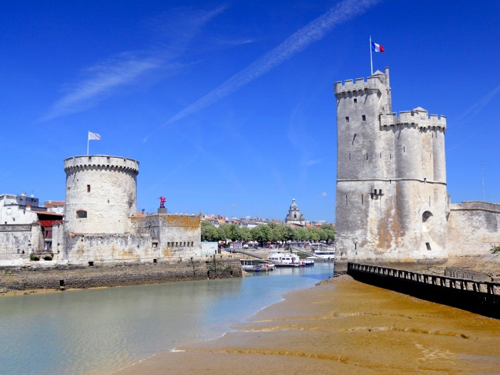 The harbour of La Rochelle © French Moments