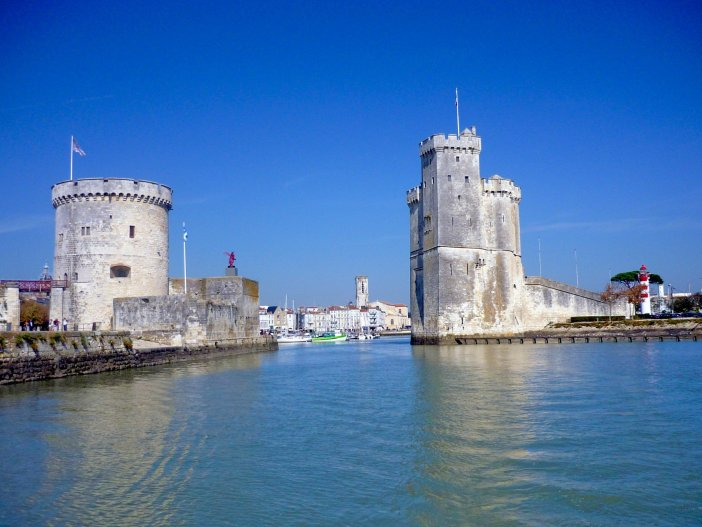 La Rochelle Harbour © French Moments