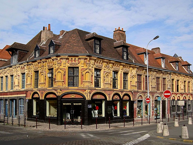 Vieux Lille © Vigneron, licence [CC SA 3