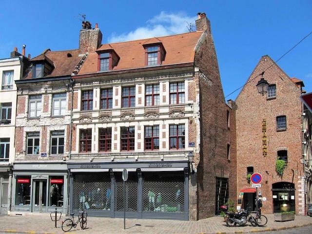 Vieux Lille © Velvet, licence [CC SA 3