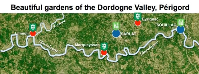 Dordogne Valley in Prigord Noir  French Moments
