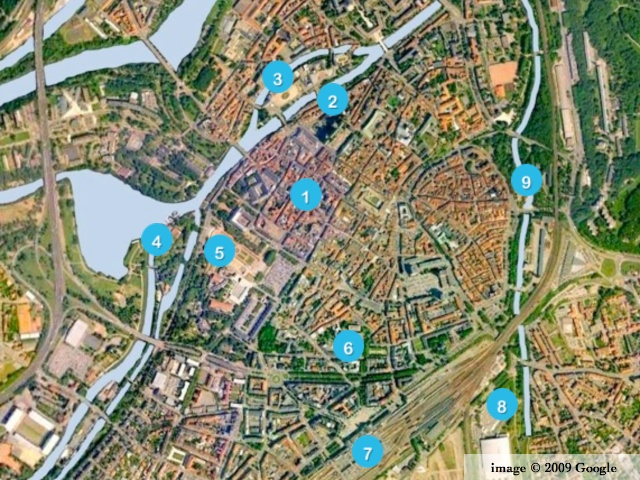 Metz Map French Moments
