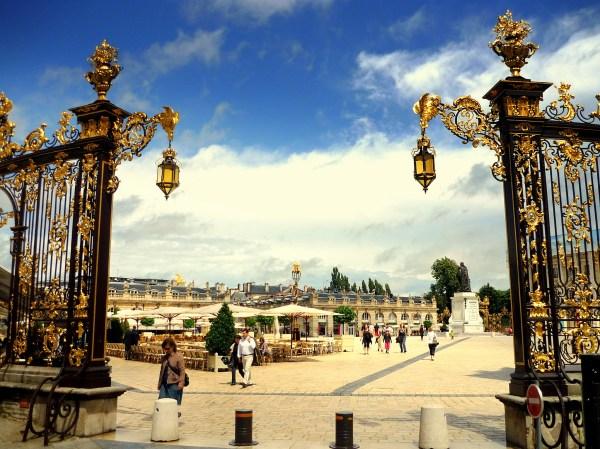 Place Stanislas Nancy - French Moments