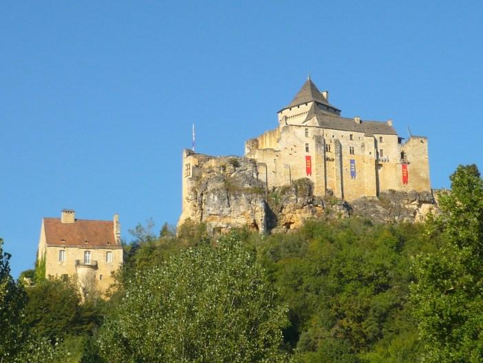 The castle of Castelnaud-la-Chapelle © French Moments