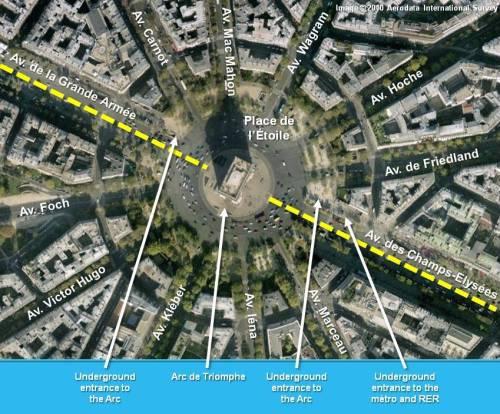 Paris Place de l'Etoile by French Moments