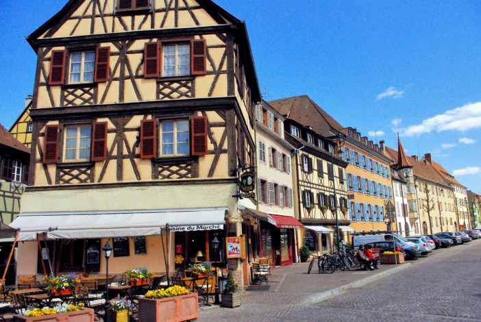 The Little Venice of Colmar © French Moments