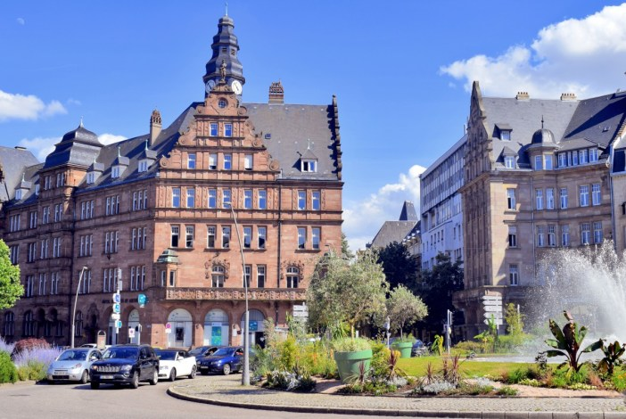 Place Raymond Mondon, Metz German Imperial District © French Moments