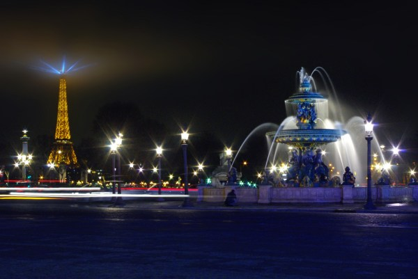 Place De La Concorde Paris - French Moments