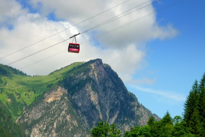 Mont Bochor Cable-Car, Pralognan-la-Vanoise © French Moments