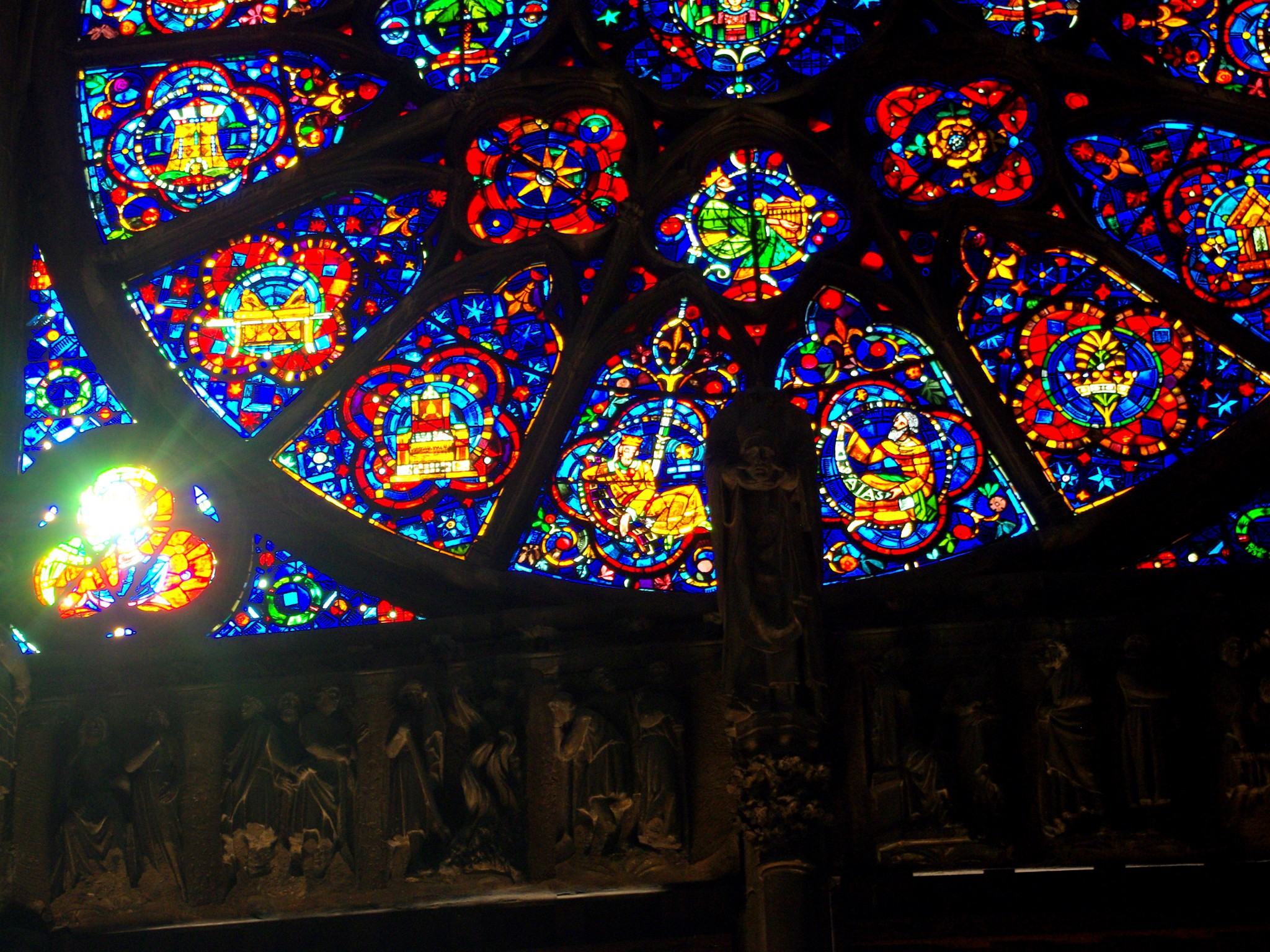 Reims Cathedral French Moments