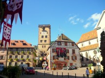 In Ribeauvill Alsace - French Moments