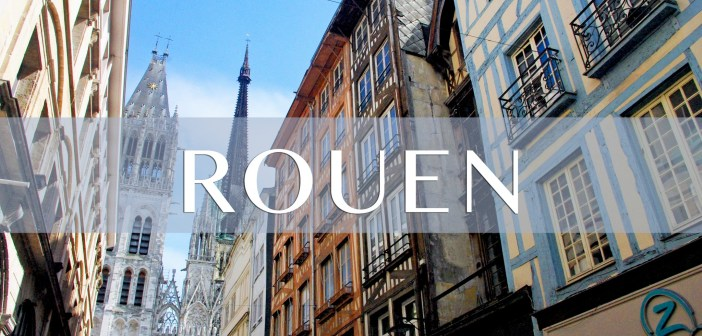 Rouen Featured Image copyright French Moments