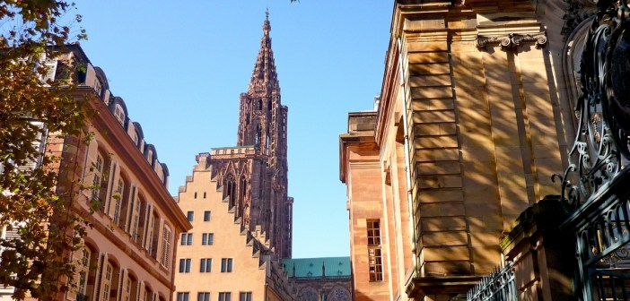 Strasbourg Old Town (rue Rohan) © French Moments