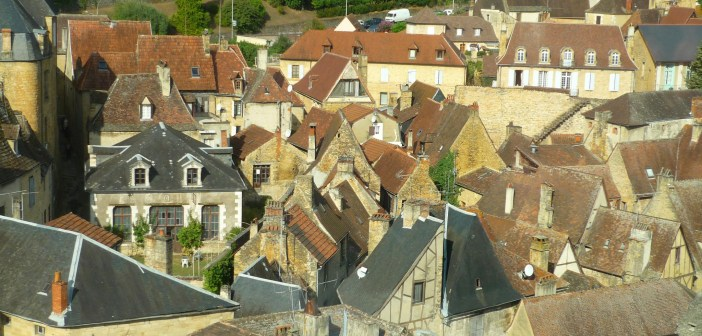 Sarlat from above © French Moments 33