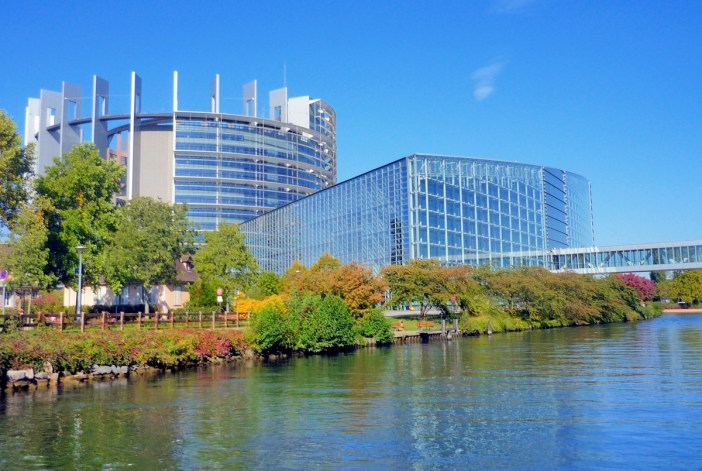 European Parliament in Strasbourg © French Moments