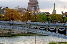 Pont Alexandre Iii Paris - French Moments
