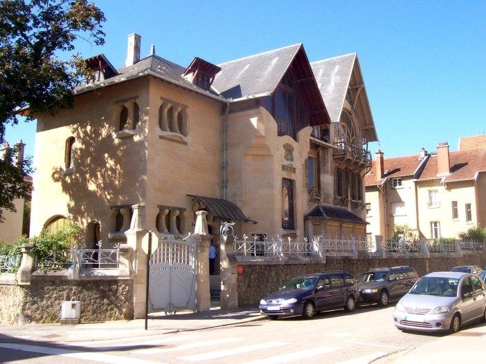 Villa Majorelle Nancy 18 © Michel Guernier - French Moments