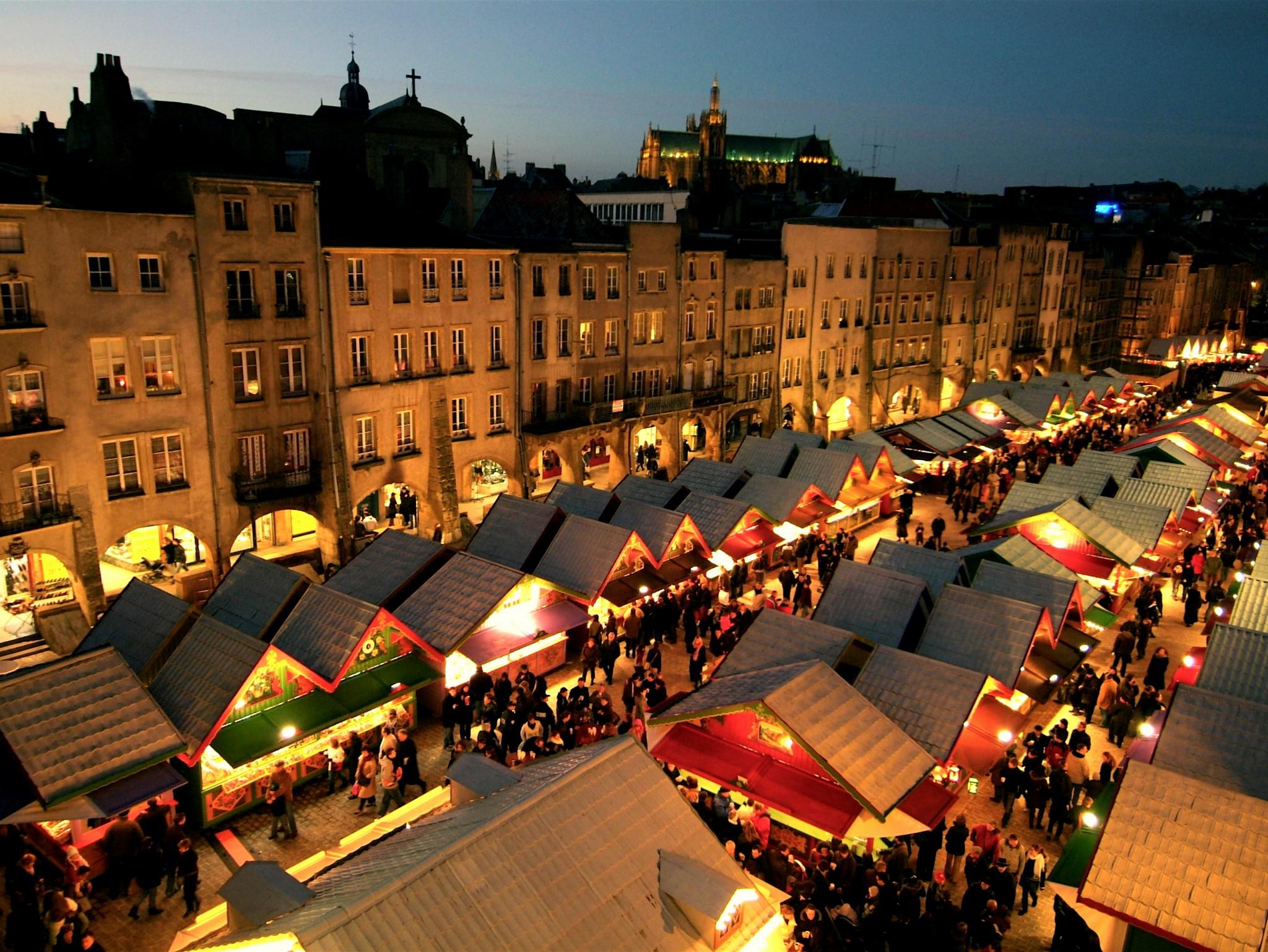 marche noel metz 2018 date Discover the Metz Christmas Market in Lorraine   French Moments marche noel metz 2018 date