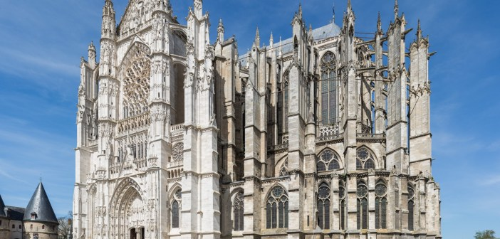 Beauvais Cathedral © Diliff - licence [CC BY-SA 3