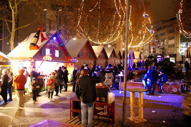 Nancy Christmas Market © French Moments