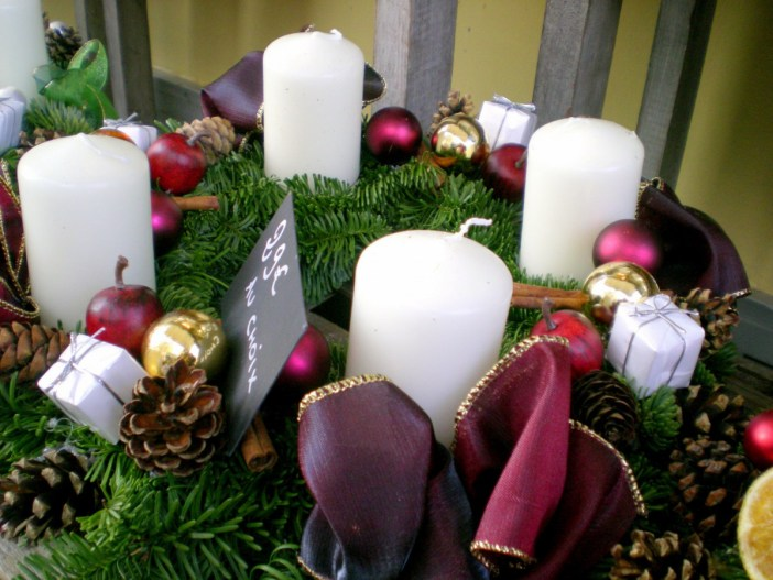 Advent Wreath © French Moments