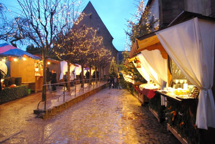 Most Beautiful Christmas Markets: Kaysersberg © French Moments
