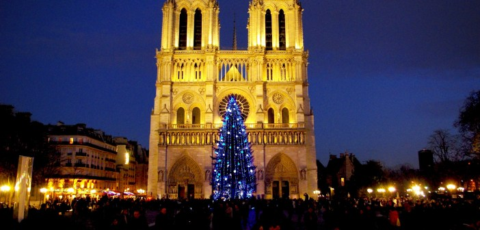 Notre-Dame Christmas 05 © French Moments