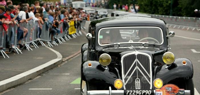Old cars © OTC Mulhouse