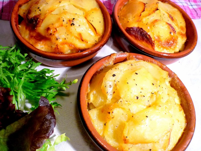 Gratin Dauphinois © French Moments