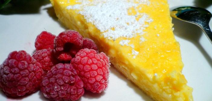 Lemon Tart © French Moments