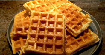 Brussels Waffles © French Moments