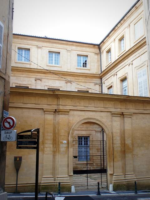 Hôtel de Lestang-Parade, Aix-en-Provence © Photo: JM Campaner, licence [CC BY-SA 3.0], from Wikimedia Commons