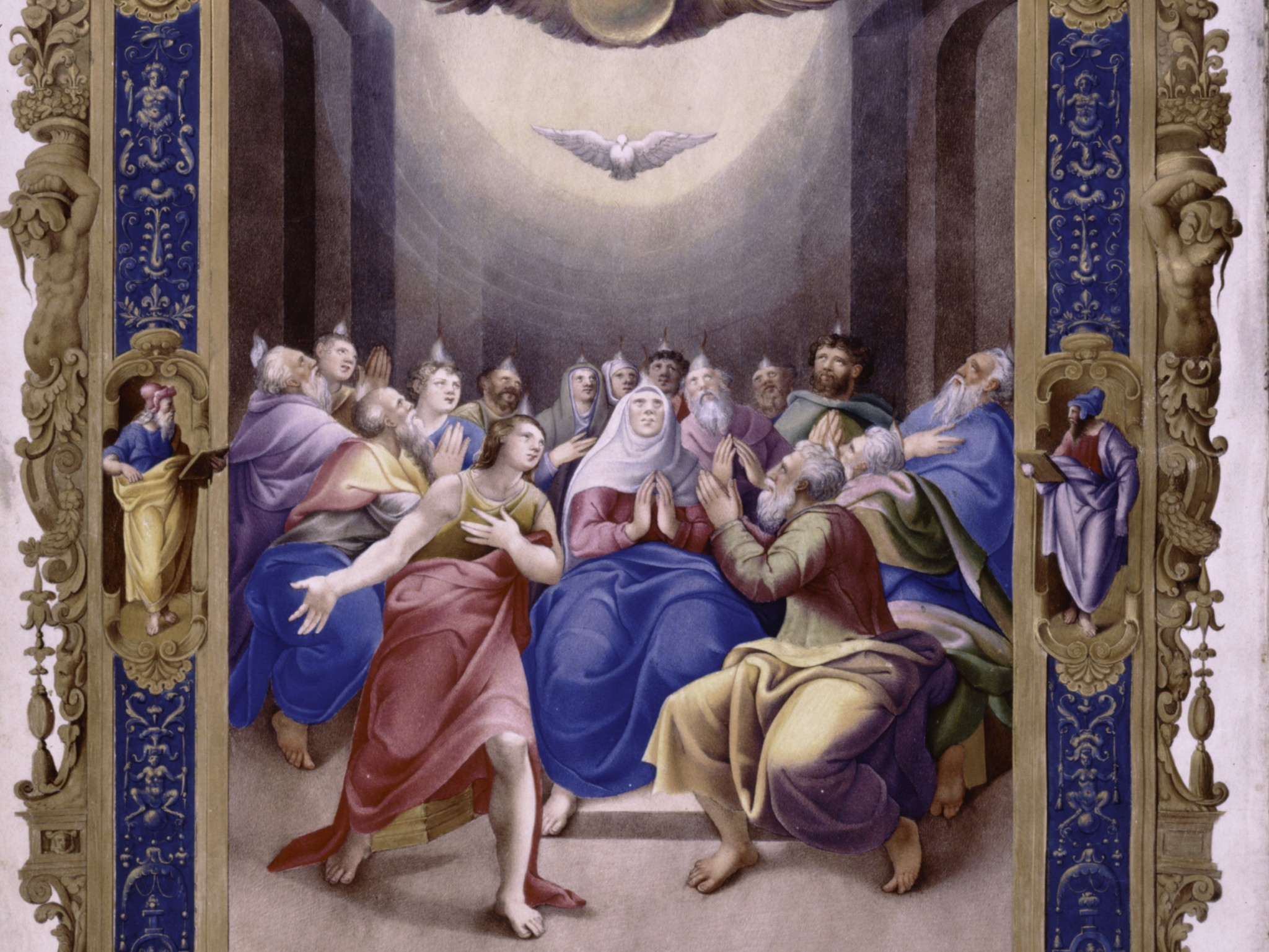 Pressing Past Pentecost: One