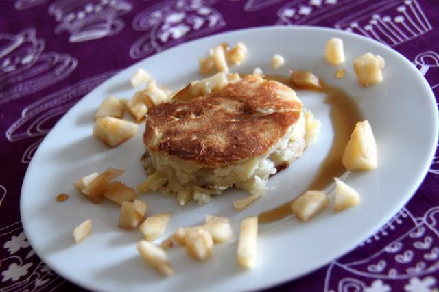 Matefaim lyonnais aux pommes © French Moments