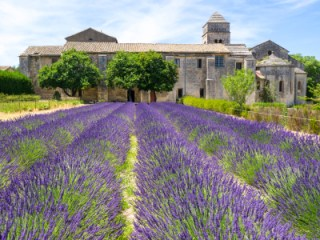 Monastere St Paul de Mausole, Provence