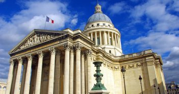 Panthéon Paris © French Moments