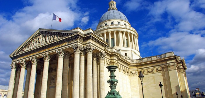 Panthéon Paris © French Moments
