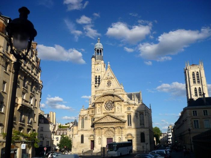 Saint-Etienne du Mont © French Moments - Paris 2