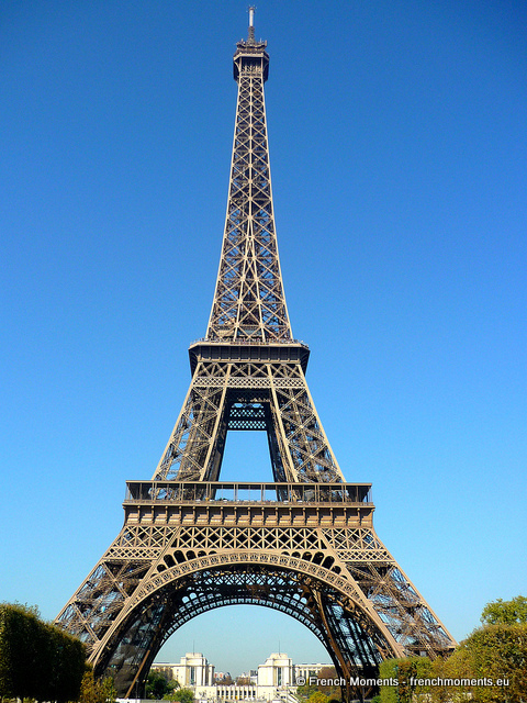 Eiffel Tower © French Moments