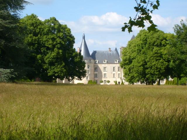 Azay-le-Ferron Castle © SiefkinDR - licence [CC BY-SA 3.0] from Wikimedia Commons