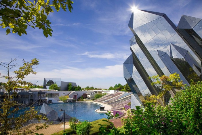 The Futuroscope - Stock Photos from Oligo22 - Shutterstock