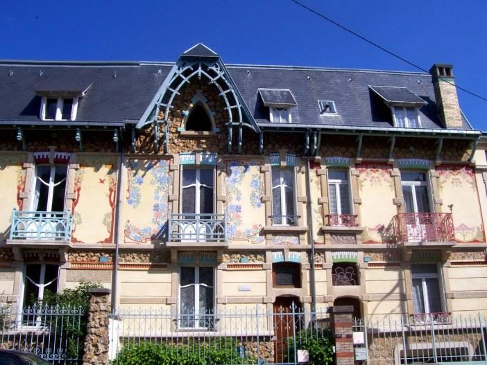 Lotissement 1900 Rue Félix Faure © Michel Guernier - French Moments